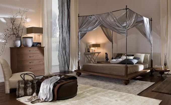 Camera da letto egos casamia idea di immagine for Ego arredamenti